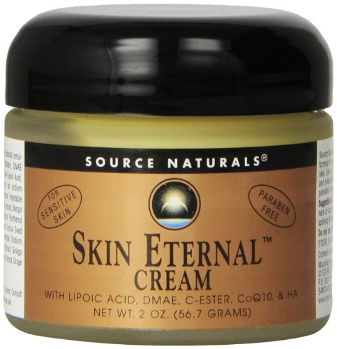 Source Naturals Skin Eternal Cream for Sensitive Skin, 2 ()