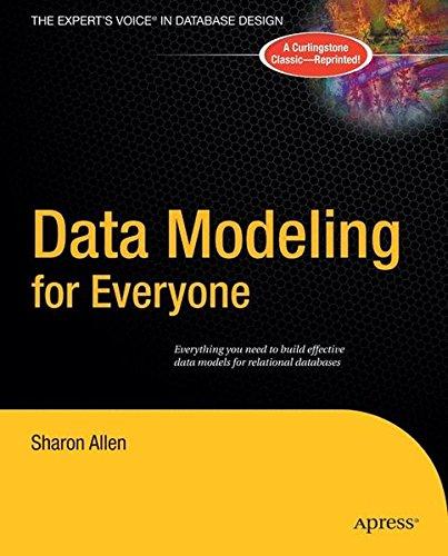 Data Modeling for Everyone por Lee Allen, Sharon