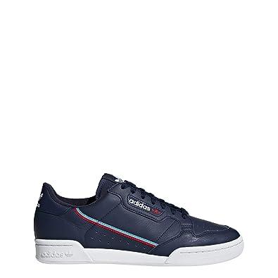 adidas Continental 80 Men's Shoes Collegiate NavyScarletHi Res Aqua b41670