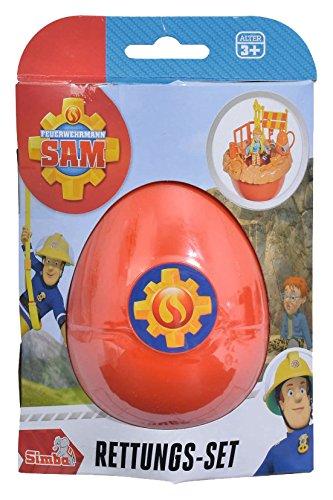 Sam Rettungsset Sam im Ei Spiel Deutsch Film- & TV-Spielzeug