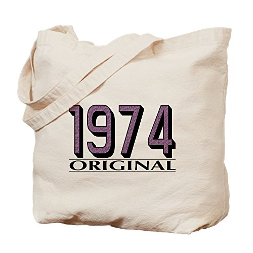 Bag Tote Natural Original Bag Shopping Canvas CafePress 1974 Cloth wTqHIT8c