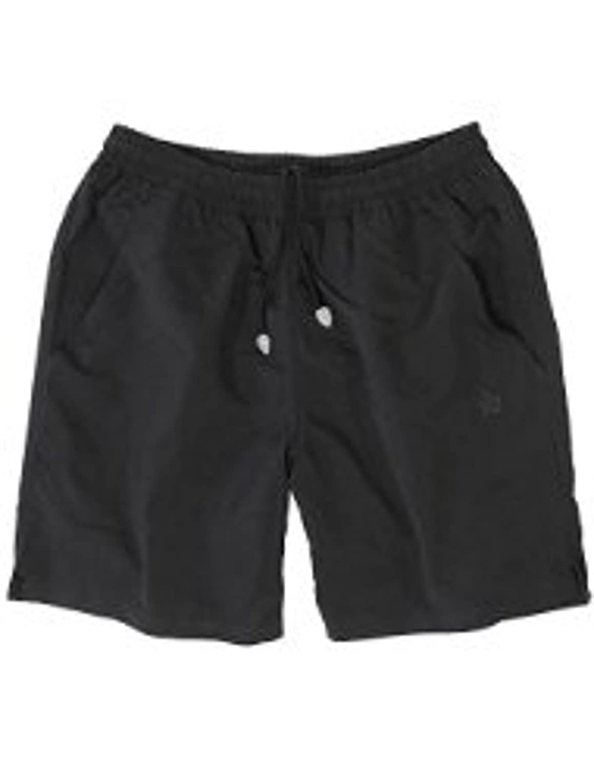 Ahorn Sporty Shorts Black Men's Plus Size