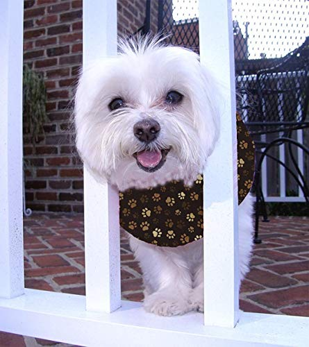 Puppy Bumpers Mud Paws - Keep Your Dog on The Safe Side of The Fence! (Up to 10