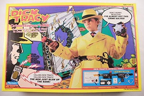 (1990 Playmates No. 5761 Dick Tracy Crimestopper's)