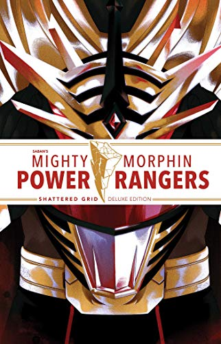 Pdf Graphic Novels Mighty Morphin Power Rangers: Shattered Grid Deluxe Edition