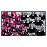 Beistle 88591-50 Ladies and Gents Party Favors, 1 Assortment Per Package