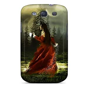 Fantasy Girl 3 Case Compatible With Galaxy S3/ Hot Protection Case