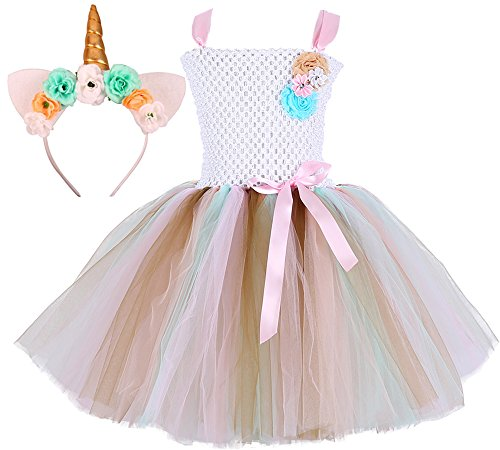 Tutu Dreams Unicorn Tutu for Girls Birthday Halloween