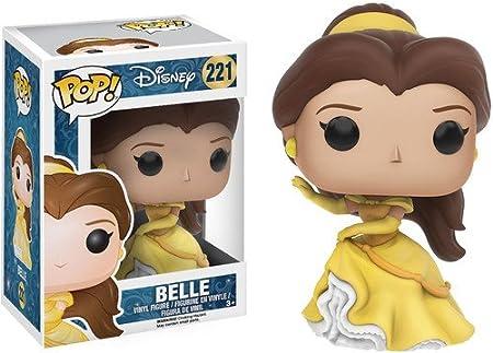 POP! Vinilo - Disney: Beauty & The Beast: Belle