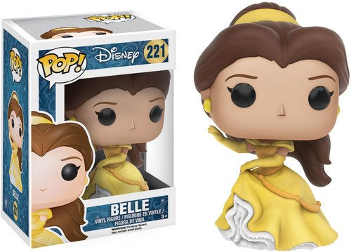 Funko POP Disney: Beauty & the Beast - Belle Action Figure -