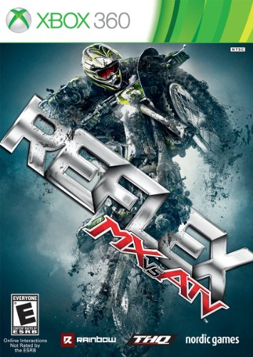 MX Vs ATV Reflex - Xbox 360 (Most Atv)