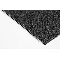 Dynamat 21206 DynaDeck 54 Wide x 6 Long x 3/8 Thick Vinyl Waterproof Non-Adhesive Floor Liner