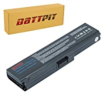 Battpit™ Laptop / Notebook Battery Replacement for Toshiba Satellite L650 (4400 mAh) (Ship From Canada)