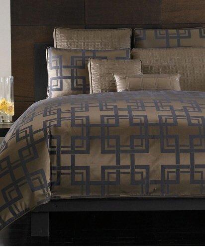 Hotel Collection ''Windows'' 12'' x 20'' Throw Pillow