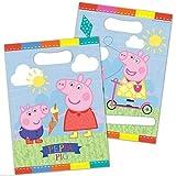 Peppa Pig Loot Bags – Pack of 8
