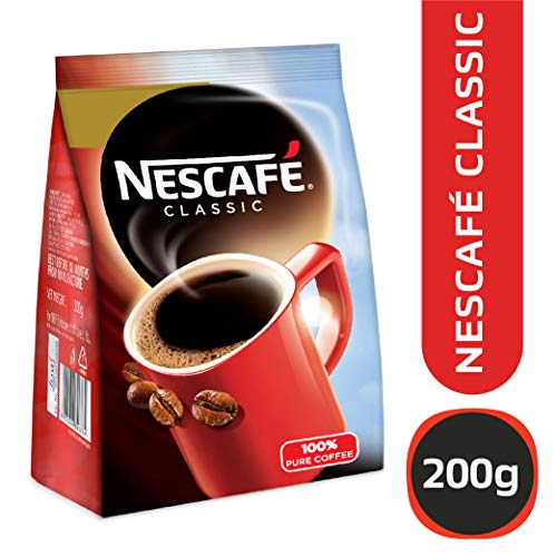 Nescafe Classic 100% Pure Instant Coffee 200 G