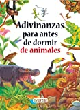 img - for Adivinanzas para antes de dormir de animales / Bedtime Animal Riddles (Spanish Edition) book / textbook / text book