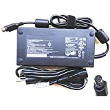 GHAG Replacement AC Adapter 19.5V 11.8A for Clevo P750DM-G P770DM P751ZM Gaming Laptop A12-230P1A A230A003L X01 T5 T5S T5X T7 230W 4 PIN