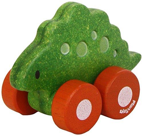 Plan Mini Vehicles Dino Car-Stego - Plan Toys Dino Car