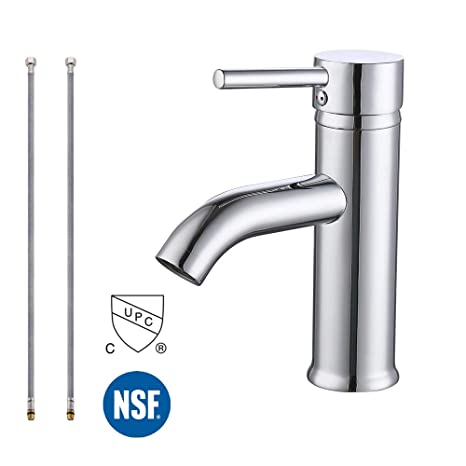 Amazon.com: KES - Llave de lavabo para baño ...