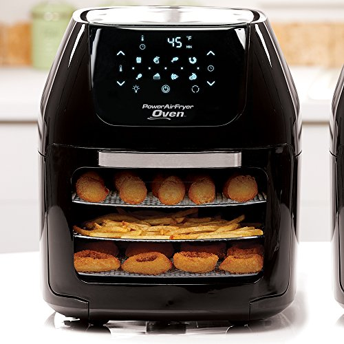 Power Air Fryer Oven Review — Air Fryer with Roating