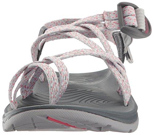 Chaco Damen Zvolv X2 Athletic Sandale Fleck Rosa