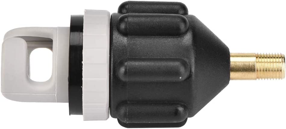Air Valve SUP Pump Adaptor with Standard Conventional for Yacht VGEBY1 Pump Adaptor