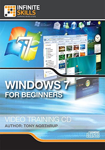 Beginners - Windows 7 [Online Code] by Infiniteskills