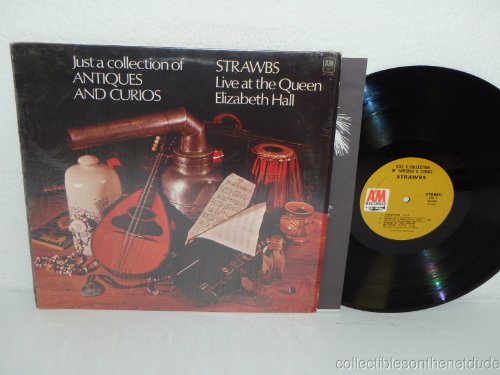 Just A Collection Of Antiques And Curios / LIVE at the Queen Elizabeth Hall by A&M