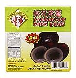 豐華糖心松花皮蛋 Preserved Duck Egg (Peedan) Soft Yolk 6pcs (Pack of 2)