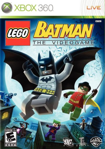 lego batman video game - 1