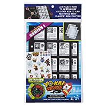 Yokai Watch Medallium Collection Pages