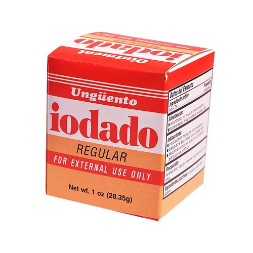 Iodado Regular 1 OZ
