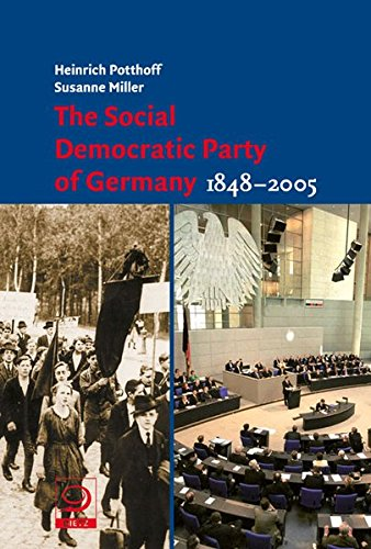 The Social Democratic Party of Germany 1848-2005 ebook