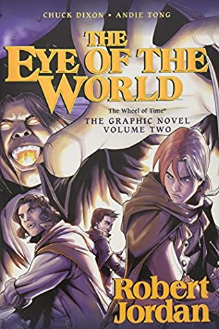 book cover of The Eye of the World: The Graphic Novel Volume Two