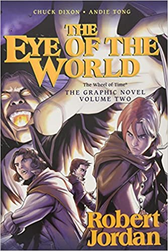The Eye of the World: The Graphic Novel, Volume Two: Amazon ...