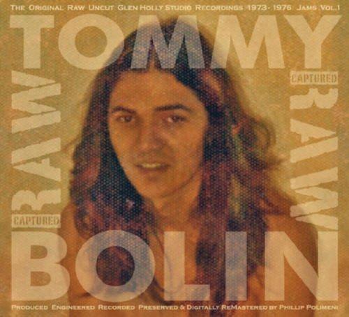 The Original Raw Uncut Glen Holly Studio Recordings 1973-1976: Jams Vol. 1