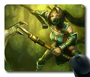 Akali - League Of Legends Mouse Pad, Customized Rectangle Mousepad Diy By Bestsellcase