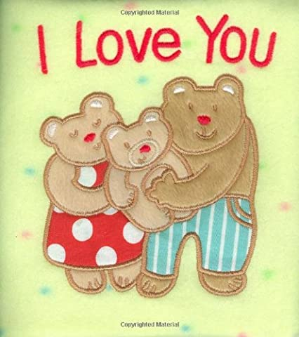 My First Taggies Book: I Love You