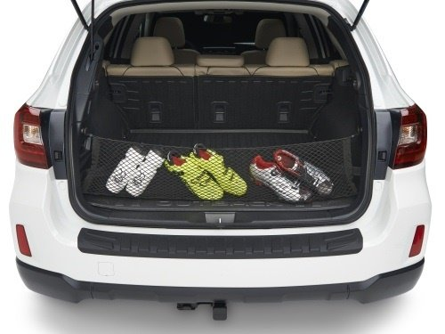Envelope style trunk cargo net for Subaru Outback 2015 2016 2017 2018 NEW Trunknets Inc