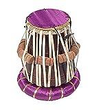 SG Musical - Sheesham Wood Hand Made Tabla Dayan Brown Color - A Musical Instrument