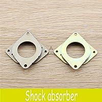 Hot Sale!1Pcs Nema 17 Stepper Motor Vibration Damper Shock Absorber for 3D Printer Parts 42 Step Motor, from SJPMZSA