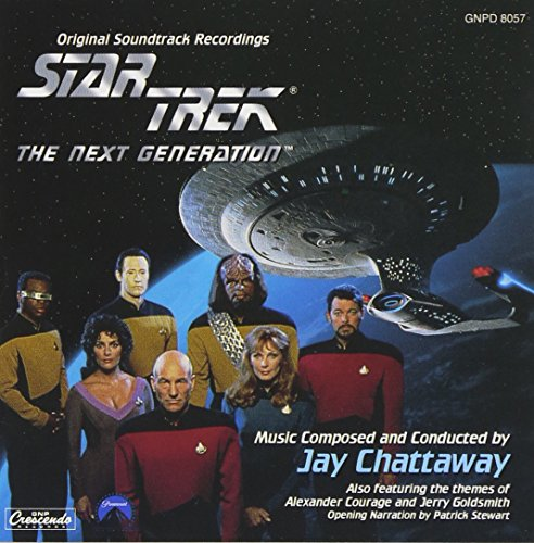 Price comparison product image Star Trek - The Next Generation: Original Soundtrack Recordings
