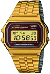 Casio Retro A159WGEA-5EF Herren Mens Unisex Uhr Watch Montre Orologio