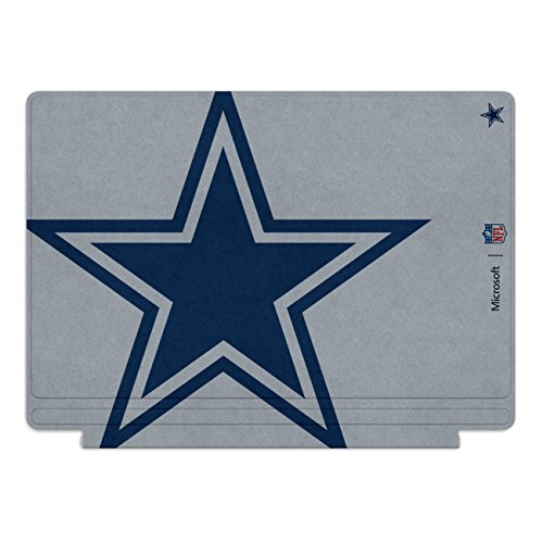 Microsoft Surface Pro 4 Special Edition NFL Type Cover (Dallas - Cowboys Cover Dallas