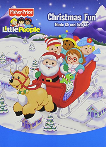 Fisher Price Christmas Fun (Fisher Price Music Arch)