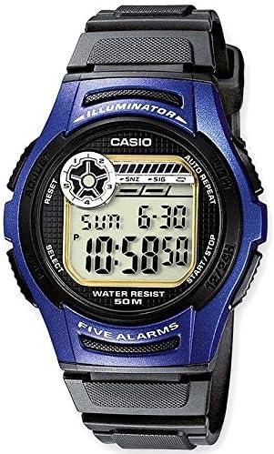 Casio Montres bracelet W 213 2AVES: : Montres lxmBt