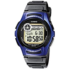 Casio Collection Reloj de Pulsera W-213-2AVES