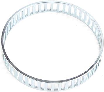 E87 3 Series E90 E82 E92 E93 E88 E91 Qiilu ABS Ring Reluctor Ring 00019979 00004194 for 1 Series E81