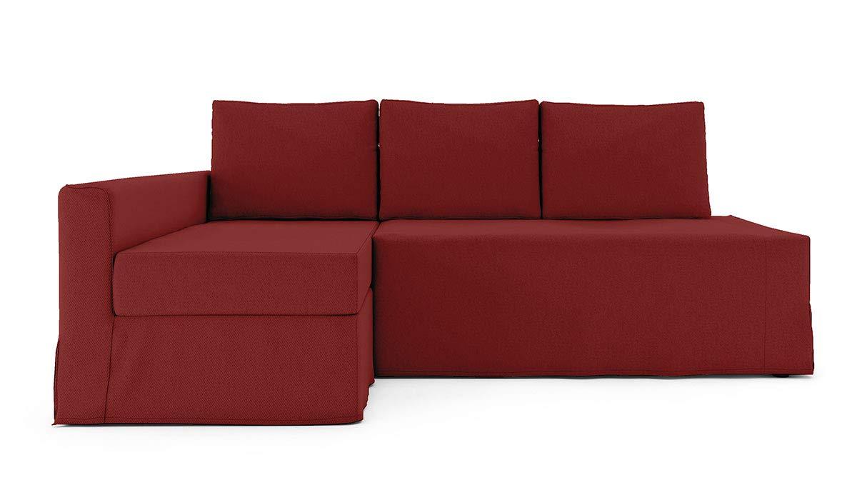 Amazon.com: TLYESD Cotton Loose Fit Friheten Sleeper Sofa ...